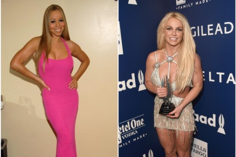 Mariah Carey I Britney Spears