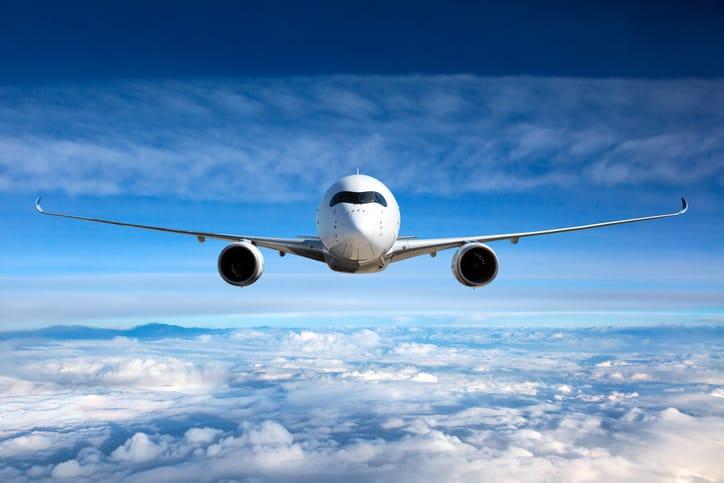 Vuelos en avión