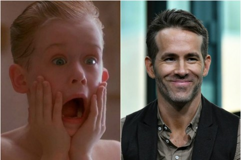 Ryan Reynolds y mi pobre angelito