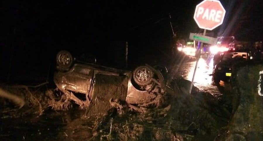 Inundaciones en San Gil