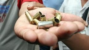 Casquillos de balas