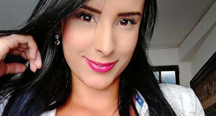 Alexandra Ibarra Díaz, estudiante asesinada