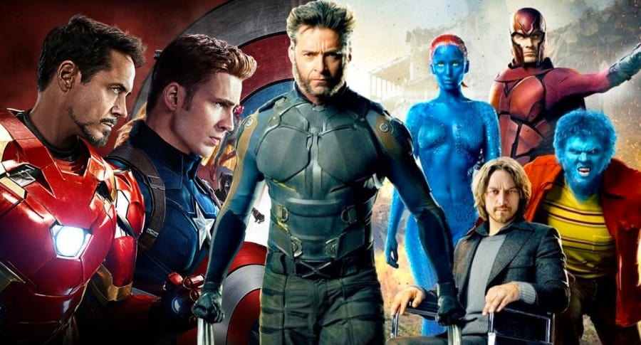 Avengers y X-Men