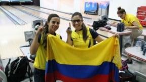Rocío Restrepo y Clara Juliana Guerrero