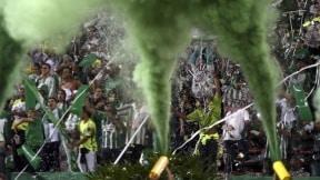 Hinchas de Atlético Nacional