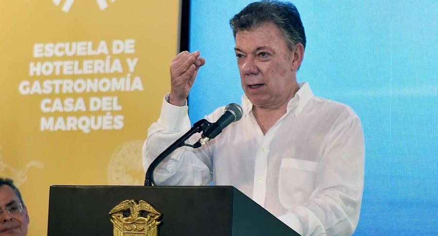 Santos presidencia.gov.co