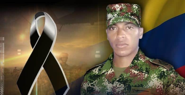 Muerte de soldado
