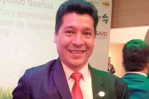 Nelson Javier García Castellanos , exalcalde de Tasco