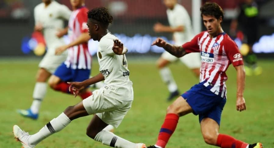 PSG vs. Atlético de Madrid