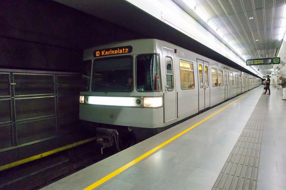 Metro de Viena, Austria