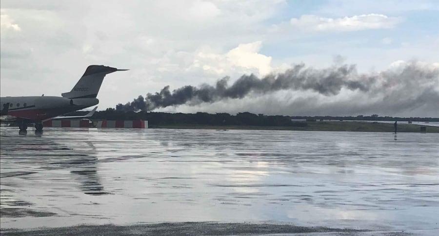 Accidente Aeroméxico