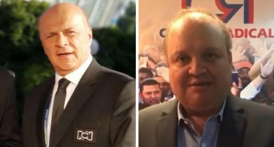 Carlos Antonio Vélez y Jorge Enrique Vélez