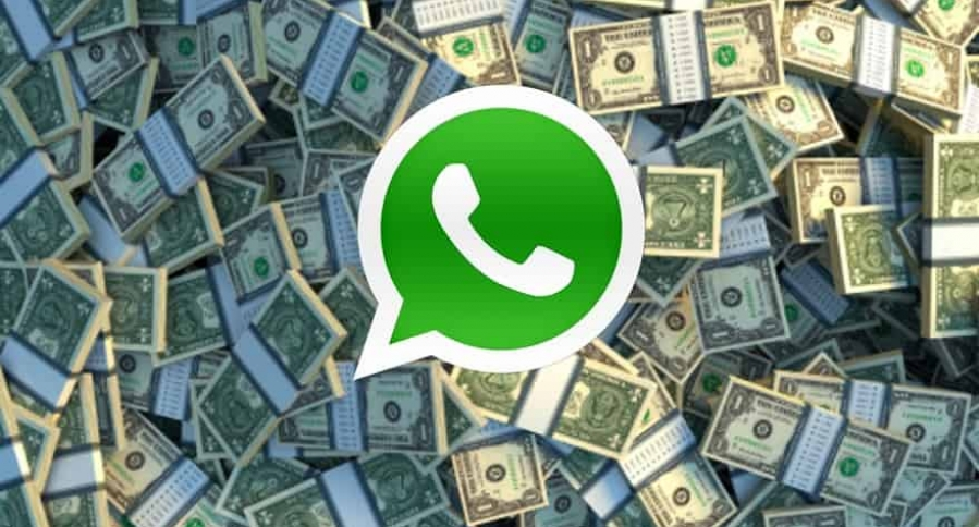 WhatsApp dolares