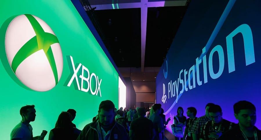 Xbox y Play Station