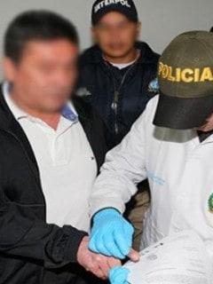 Extraditado 'Pedro Orejas'