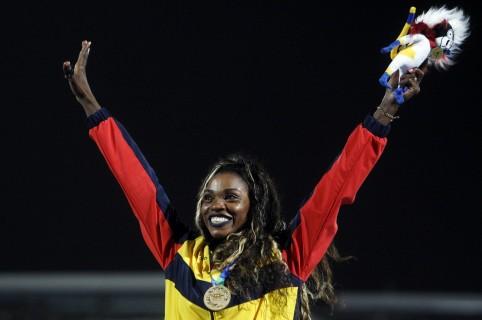 Atletismo en los Juegos Centroamericanos y del Caribe 2018