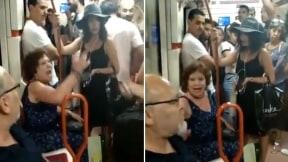 Incidente en metro de Madrid