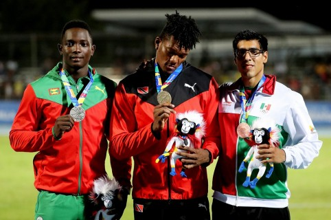 Juegos Centroamericanos y del Caribe Barranquilla