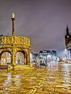 Aberdeen, Escocia