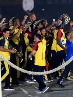 Clausura Juegos Centroamericanos y del Caribe