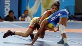Lucha en los Juegos Centroamericanos y del Caribe 2018