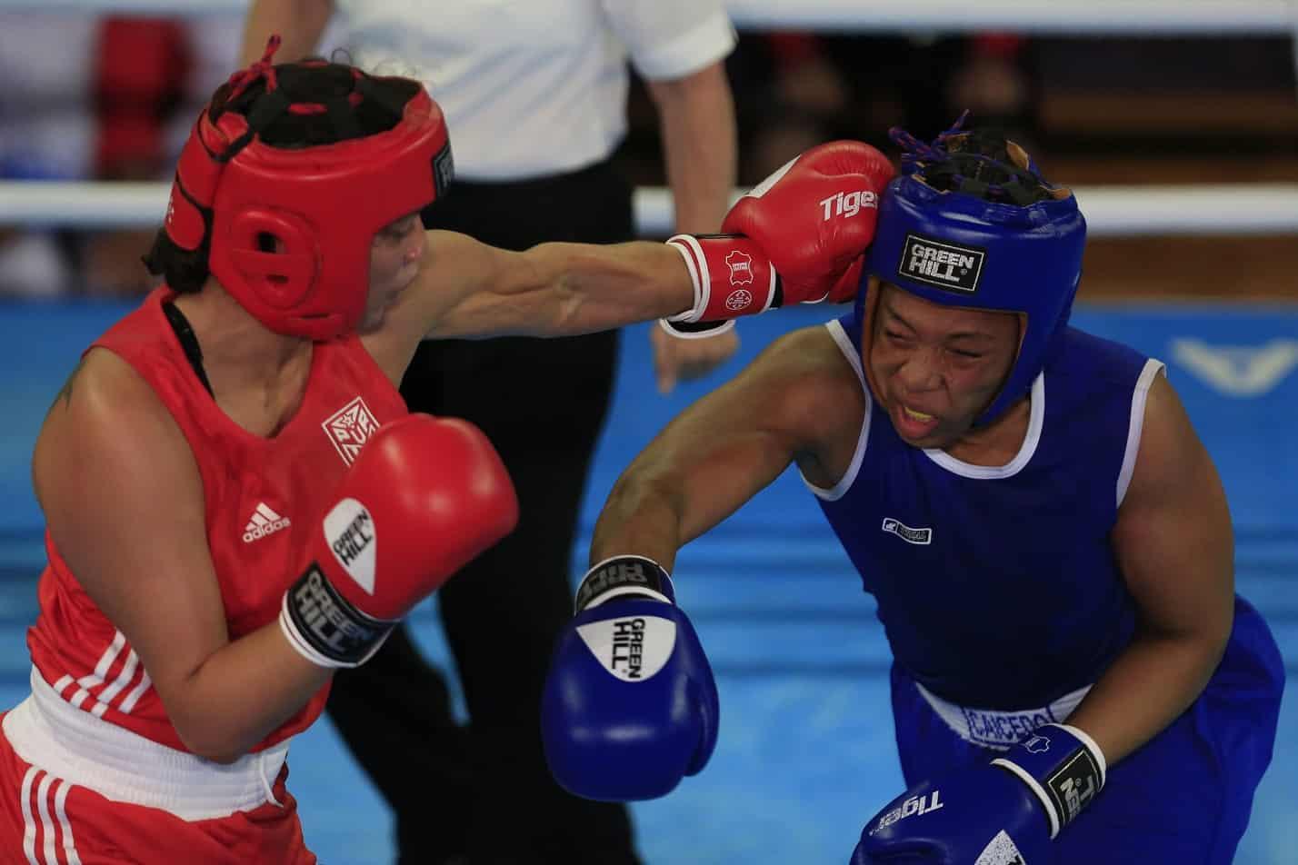 Boxeo en los Juegos Centroamericanos y del Caribe 2018