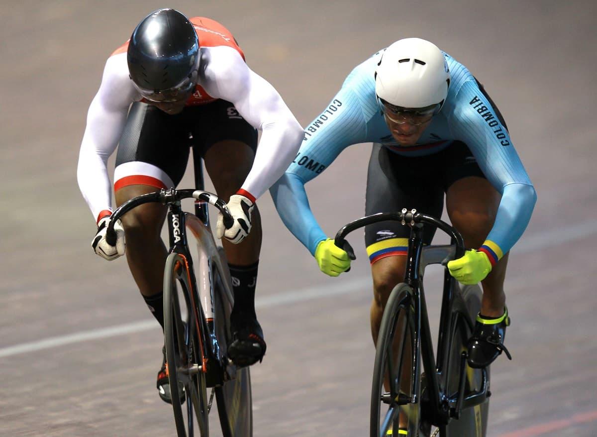 Finales de ciclismo de pista de los Juegos Centroamericanos