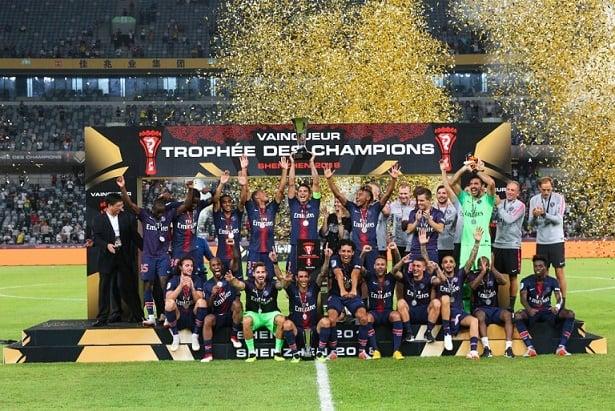 PSG, campeón de la Supercopa de Francia