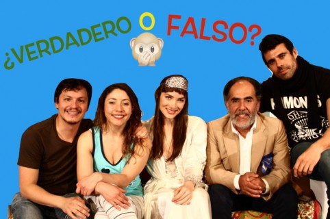 Biassini Segura, Diana Belmonte, Paula Estrada, Julio Pachón y Emmanuel Esparza.