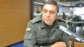 Humberto Guatibonza Carreño, general en retiro