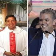 Padre Chucho Iván Duque