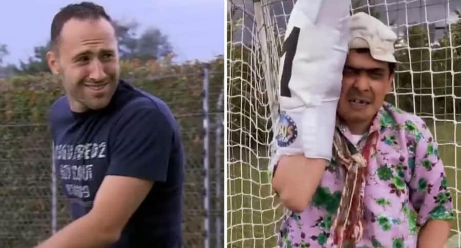 David Ospina y Suso