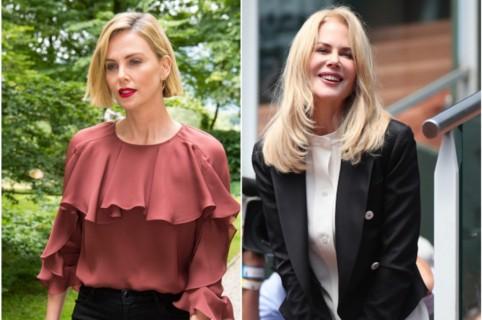 Charlize Theron y Nicole Kidman