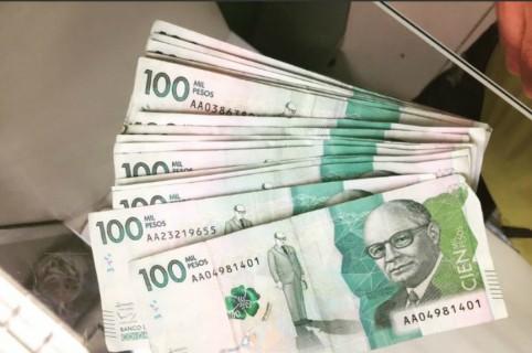 100 mil pesos