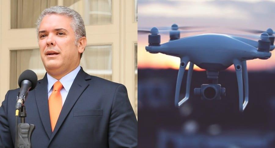 Collage Duque Dron