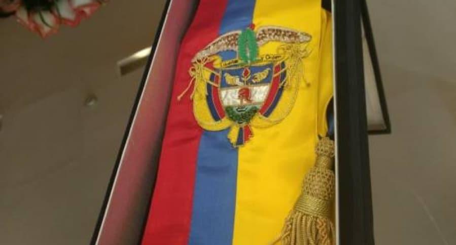 Banda presidencial Duque