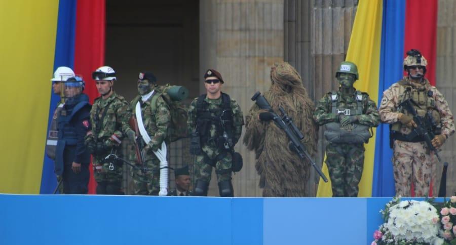 Chewbacca / Fuerzas militares