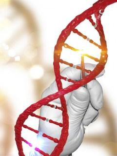 Tijera genética