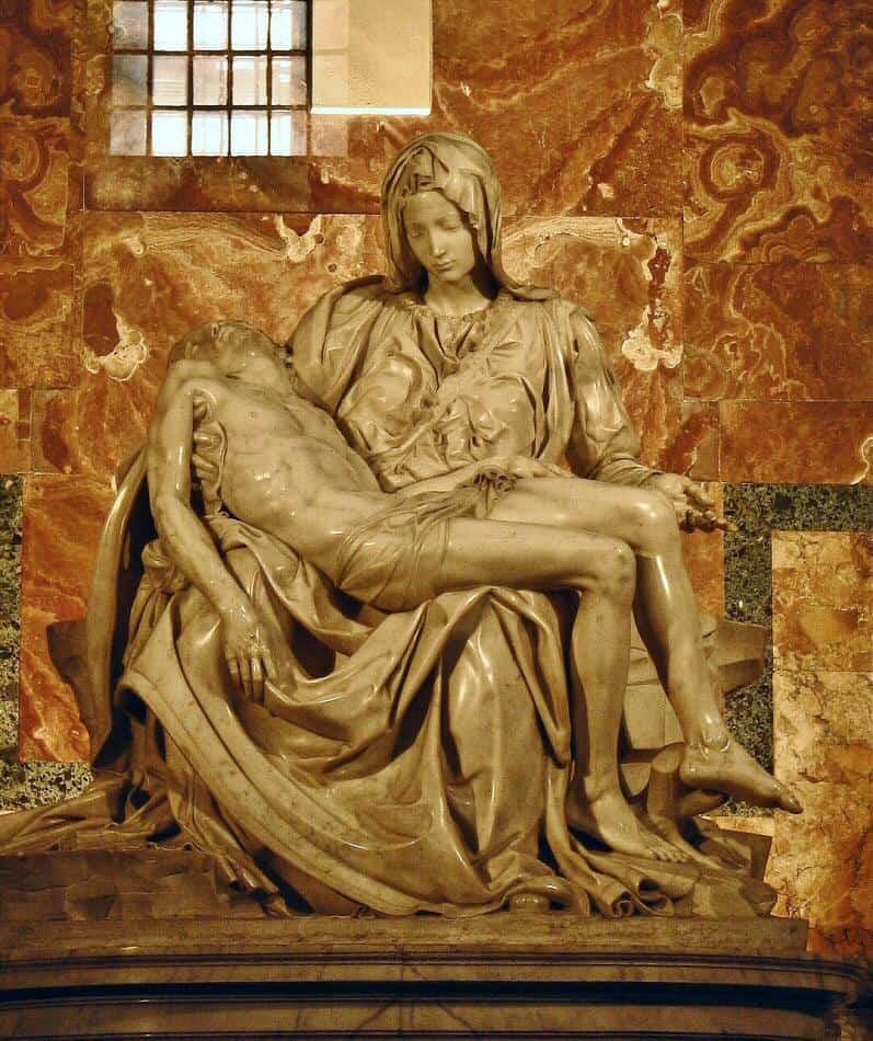'La Piedad', de Miguel Ángel en el Vaticano
