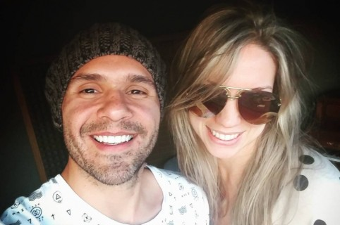 Laura Mayolo y Juan Manuel Medina