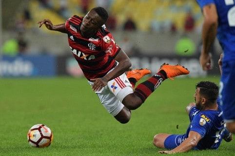 Flamengo vs Cruzeiro