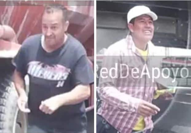 Banda de ladrones que aprovechan trancones para robar. Los buscan.