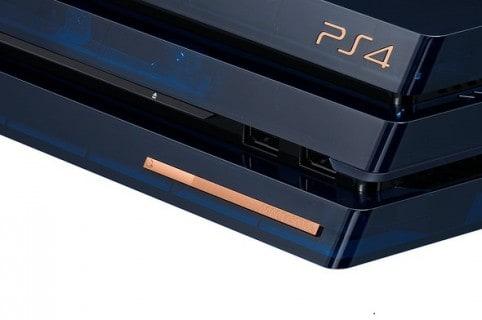 PS4 edición especial