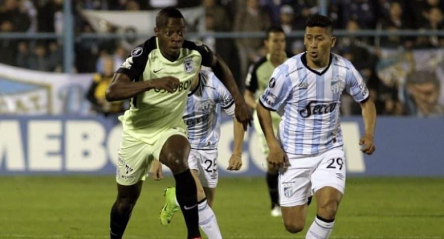 Tucumán 2-0 Nacional