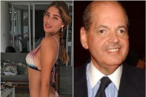 Camila Avella y Raimundo Angulo