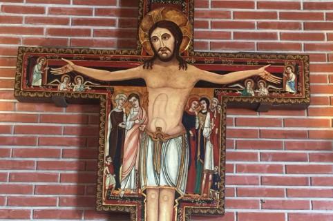 Cristo en Cartagena, España