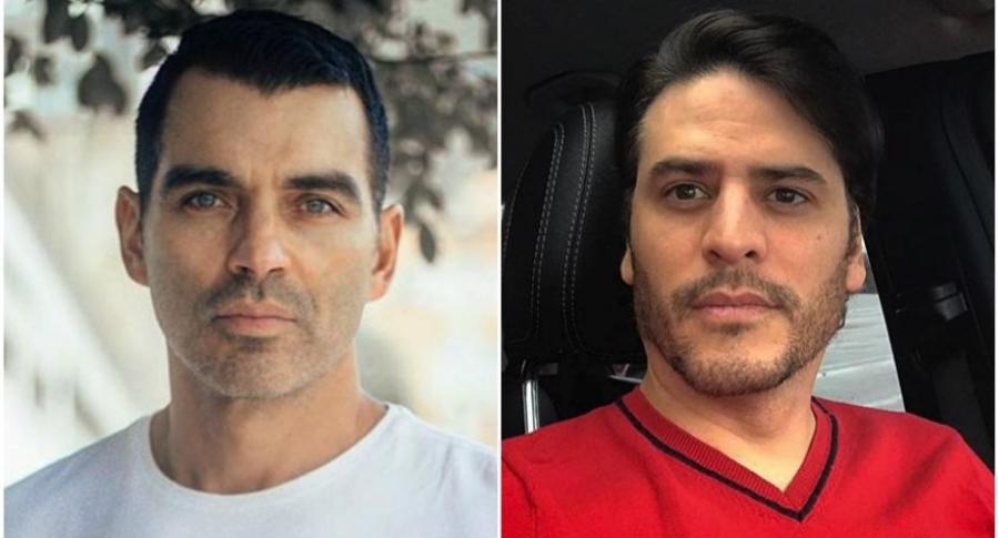 Tiberio Cruz / Jaider Villa.