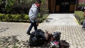 Presunto desalojo en Caracas