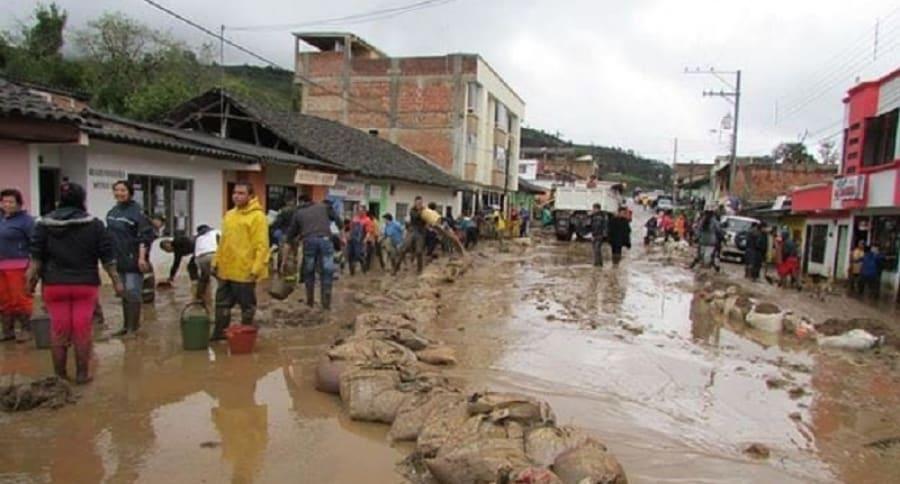Emergencias en Mocoa