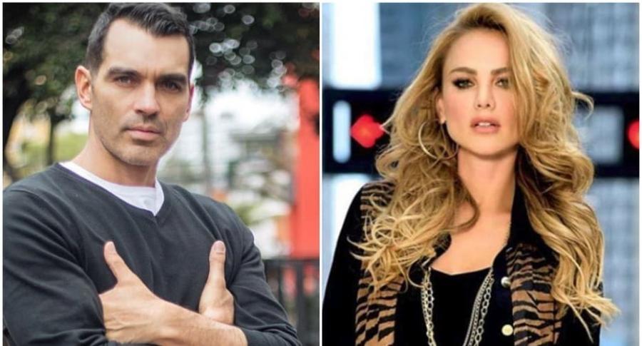 Tiberio Cruz / Ximena Córdoba.